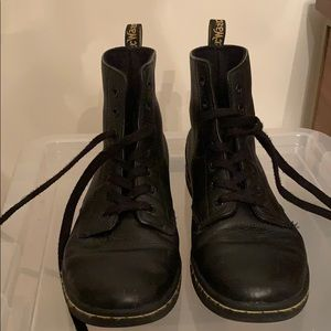 Dr Martens Leyton Game On Boot